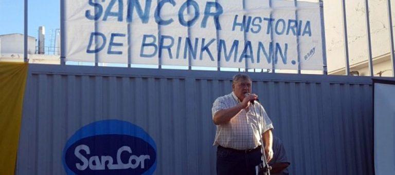 Sólo quedan 11 empleados en la planta de SanCor Brinkmann