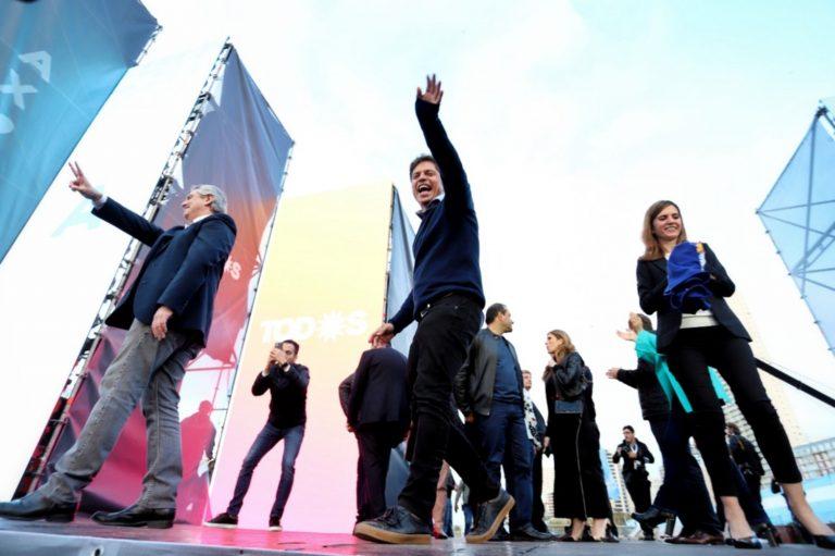 Elecciones 2019: Axel Kicillof confirma el triunfo y es el nuevo gobernador de la provincia de Buenos Aires