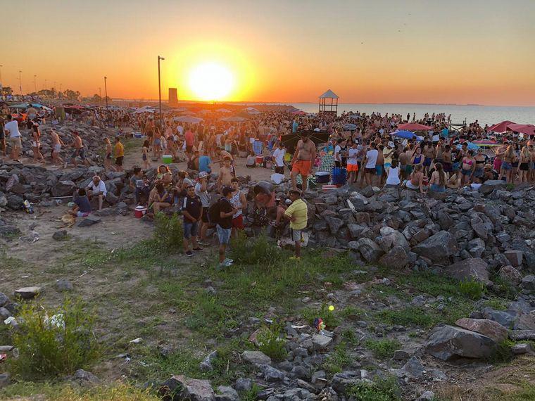 """Preocupación tras la masividad de turistas en  Córdoba: """"Hubo desbordes»"""
