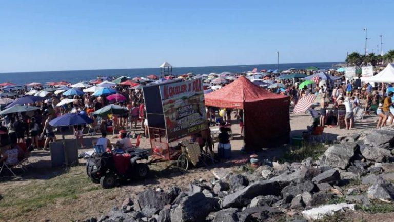 El intendente de Miramar prohibirá la venta y consumo de alcohol en las playas