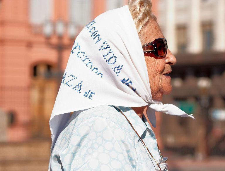 Murió Mercedes Colás de Meroño, vicepresidenta de Madres de Plaza de Mayo