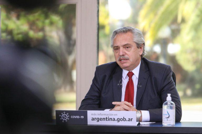 «En la Argentina que se utilizó a la Justicia para perseguir a opositores»
