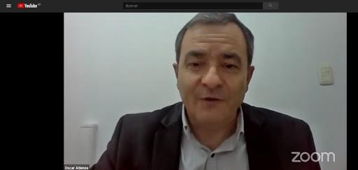 Presencialidad: el video del especialista cordobés que utiliza Alberto Fernández