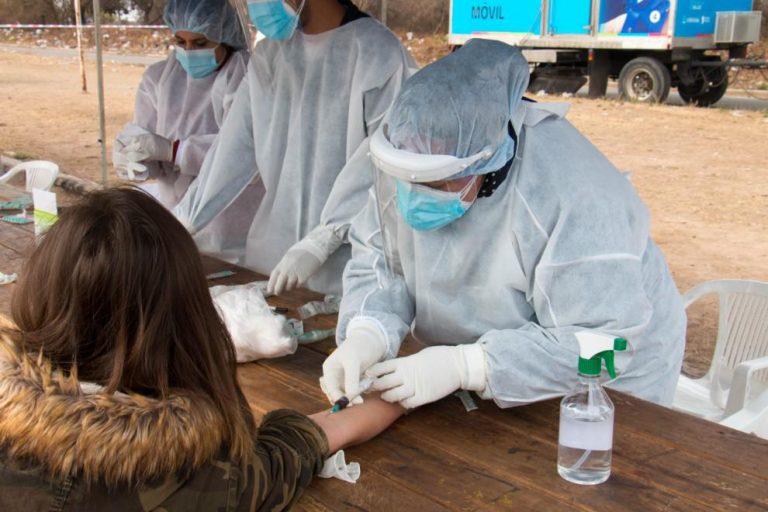 Coronavirus en Córdoba: reportan 2.295 nuevos casos y 10 fallecimientos