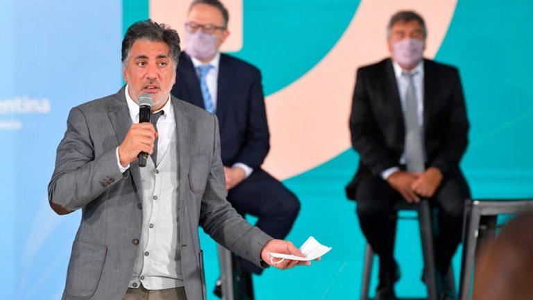 Meritello: «Contenidos Argentinos será un motor de la economía»