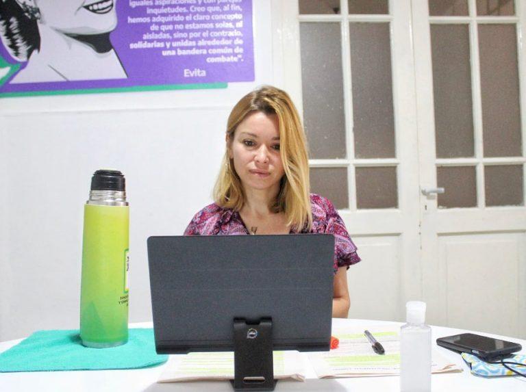 Diputa Gabriela Estevez :El programa #Acompañar llega a mas de 50 Municipios de Córdoba