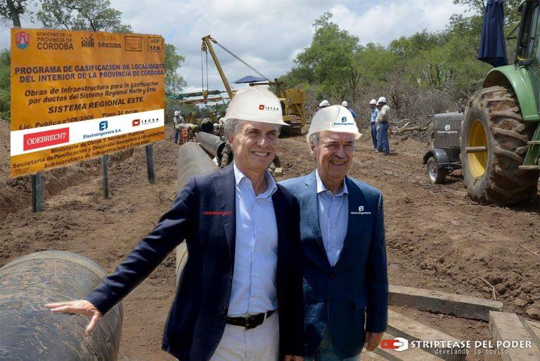 EXCLUSIVO: los siniestros mega gasoductos de Macri y Schiaretti