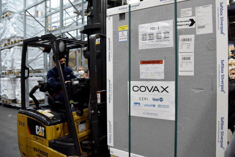 Córdoba recibirá casi 70.000 vacunas contra el coronavirus