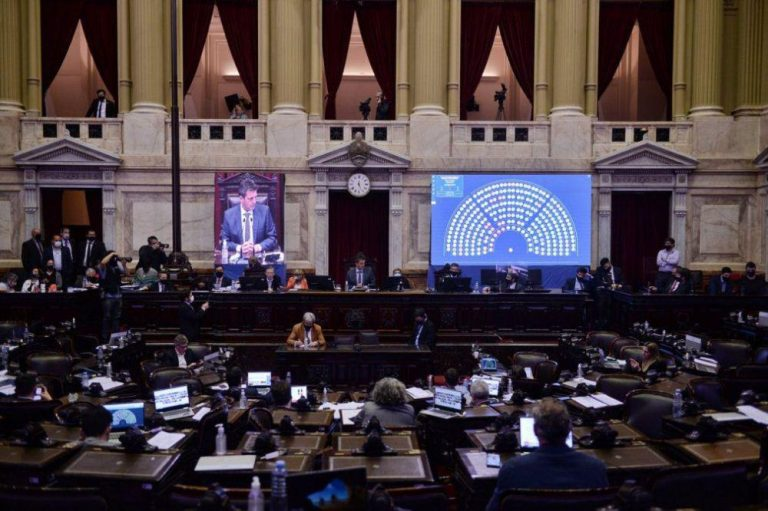 La Bicameral del Congreso avaló el decreto que fijó las restricciones