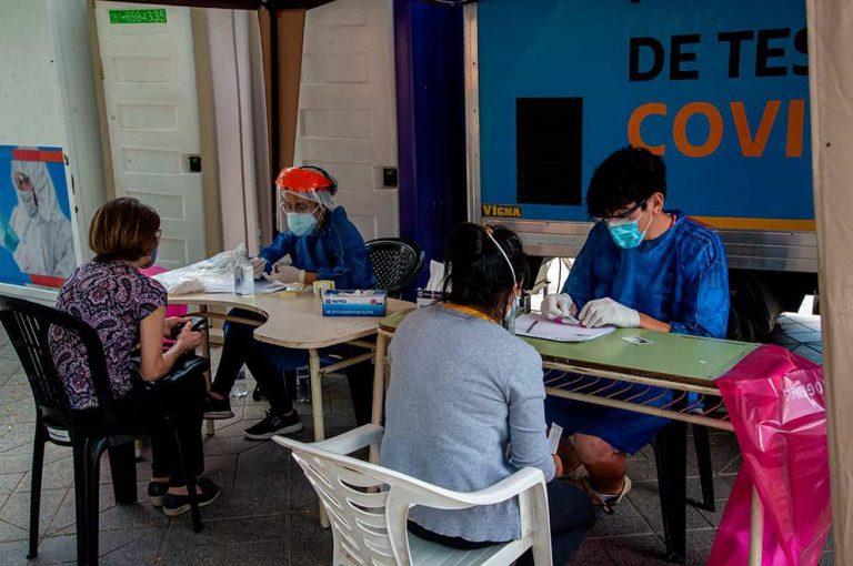 Córdoba reportó 1.365 nuevos contagios de Covid-19 y 16 decesos