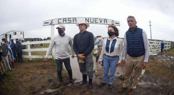 Luis Miguel Etchevehere deberá pagar una millonaria condena